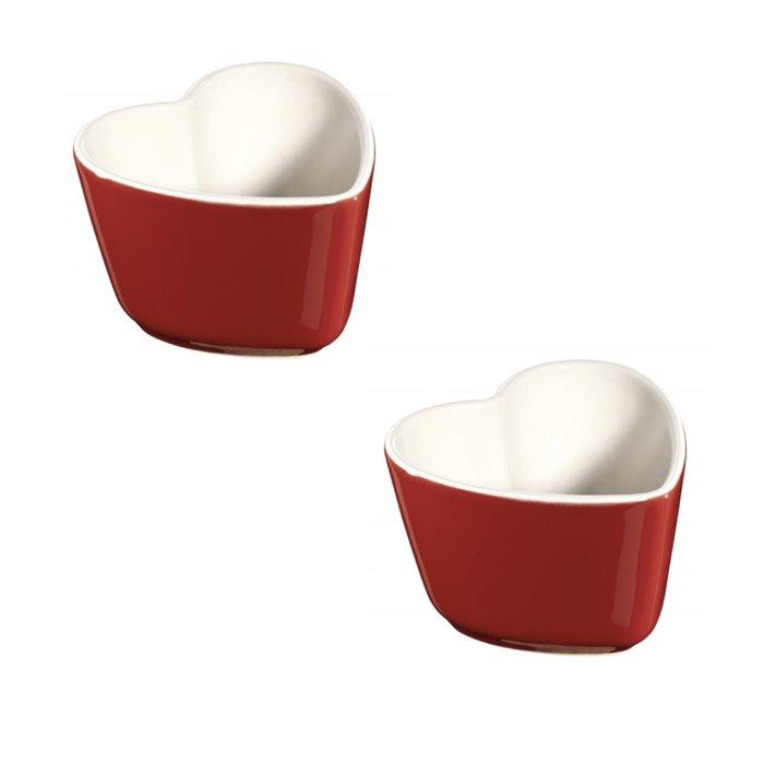 法國 Staub 心形法式焗烤小盤 xs迷你 1組2個 3色可選