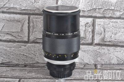 【品光數位】 Nikon 改AI 180mm  F2.8 望遠 定焦 內建遮光罩 #22879J