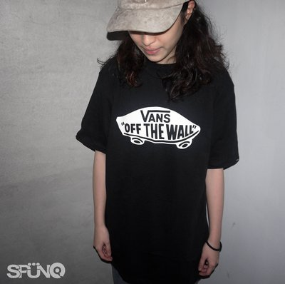 [Spun Shop] Vans Off The Wall T-Shirt 經典款短袖上衣
