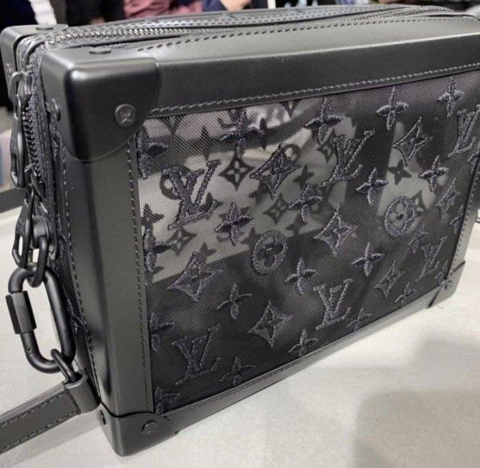 Louis Vuitton M53287 Soft Trunk 巴黎時裝周上最具話題性的亮點