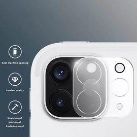 二代3D一體式鏡頭膜 蘋果ipad pro 11吋(2020)/12.9吋(2020)通用 鏡頭保護貼鏡頭膜 高清防刮花