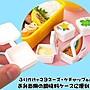 ❤Lika小舖❤日本製 可愛迷你調味醬料隨身罐 糖果造型 也可裝保養品乳液牙膏 美乃滋 番茄醬巧克力醬花生醬芝麻醬瓶