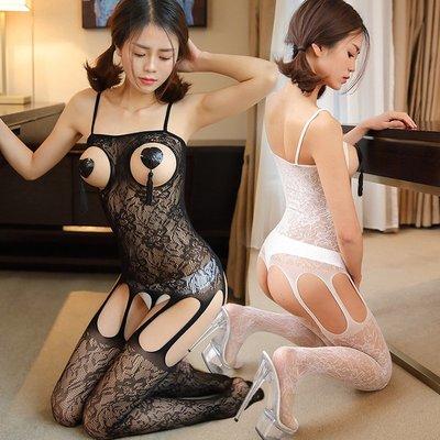 ☆芊芊☆【XL8004】多色全新促銷特價彈力連體網衣網格襪網襪連身襪絲襪惹火包臀情趣內衣性感內衣