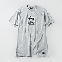 特價「NSS』STUSSY SOPHNET Embroidered Tee EMBROIDERY 灰 聯名 刺繡