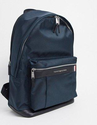 代購Tommy Hilfiger elevated nylon backpack休閒時尚後背包