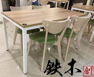 【鐵木創】塑合板  成品集  南風 蔬食 咖啡 桌椅  餐桌椅組 實木桌 飯桌 辦公桌 電腦桌 書桌 休閒桌 台中市