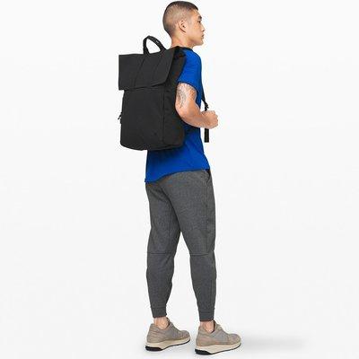後背包lululemon丨Early Embark 男士運動雙肩包 LM9A27S(規格不同價格不同)