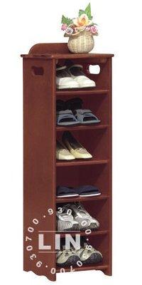 【品特優家具倉儲】◎375-06鞋架鞋櫃艾依寶鞋櫃鞋架AR-737