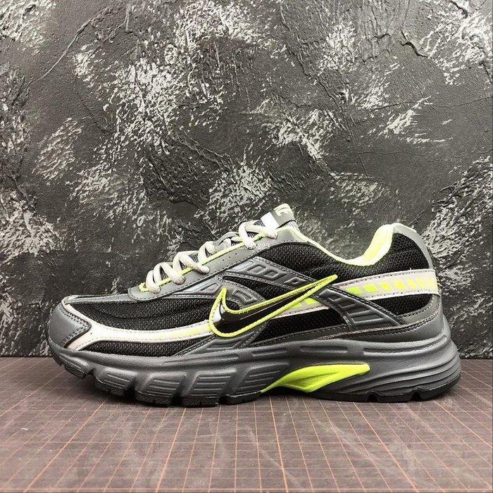 Nike Initiator Running 原宿風 復古 休閒運動 慢跑鞋 394055-023 男鞋
