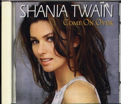 K - Shania Twain - Come on over - 日版