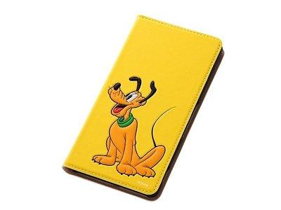 尼德斯Nydus~* 日本 Disney 迪士尼 高飛狗 布魯托 翻頁式 手機殼 Sony Z3 座充對應ok