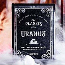【USPCC撲克】The Planets: Uranus Playing CardsS103049559