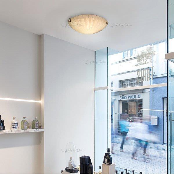 ~Lighting.Deco~簡約 玻璃吸頂燈 挑戰全網最 和室房 走道 浴室 玄關  光