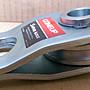(含稅) 台灣製造 COME UP 汽車滑輪 絞盤 滑輪組 倍力輪 滑車 越野車 滑輪 CBV-22