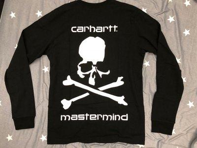 [售完]Carhartt x mastermind japan mmj mmw 長袖