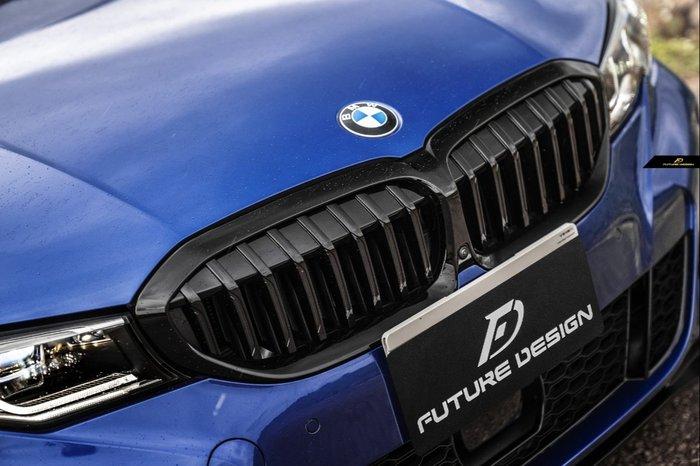 【政銓企業有限公司】BMW G20 G21 M Performance 高亮黑 水箱罩 鼻頭 現貨供應 免費安裝 1:1
