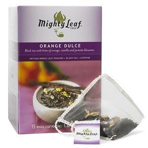 *阿提卡*Mighty Leaf 美國純手工茶「香橙茉莉茶Orange Dulce」15入/盒