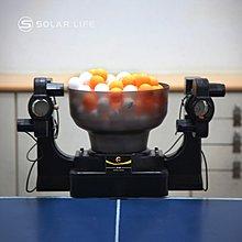 Table Tennis Robot SUZ 無線遙控雙管桌球發球機S104乒乓球機器人.專業私人教練機器人 桌球教練機