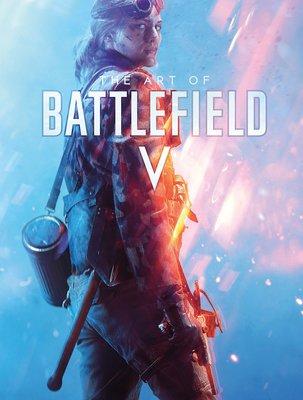 【布魯樂】《代訂中》[美版書籍]《戰地風雲5》電玩畫集 Battlefield V
