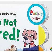 我還沒覺得困 Rookie Toddler Im Not Tired!: A Bedtime Routine Book