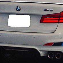 BMW 5 520 525 530 535 540 G30/G31 F90 M5 改M5-PERFORMANCE後下巴