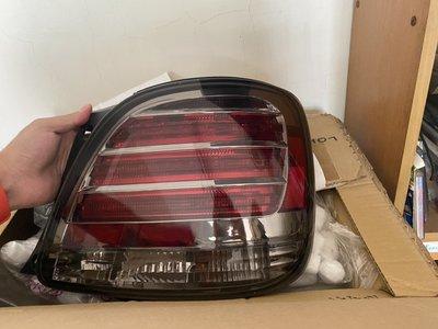 絕版 高品質質感用料 LEXUS GS300 晶鑽 VIP 尾燈 左右一組大含小燈+日規電阻 1998~2004 二代
