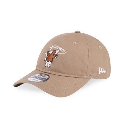 南◇2020 11月 NEW ERA Gizmo Gremlins 9FORTY940 卡其色老帽 小精靈 棒球帽 男女