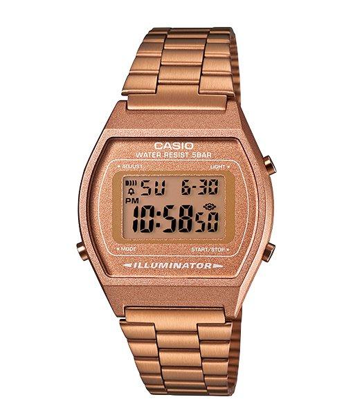 [ㄚ寶3C ] CASIO B640WC-5A 雅致電子錶,大錶面設計方便閱讀時間訊息