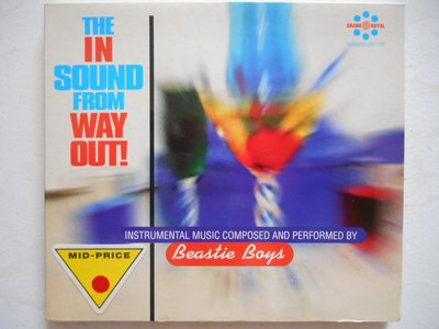 The Beastie Boys - The In Sound From Way Out!