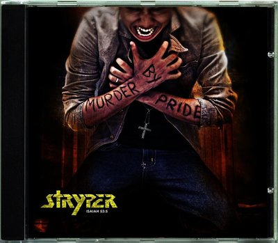 Stryper - Murder By Pride 二手台版