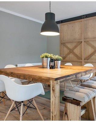 餐廳 直徑31公分灰色吊燈 創意個性 現代簡約 客廳吧 台服裝店裝飾藝術 赫克塔北歐燈具 E27