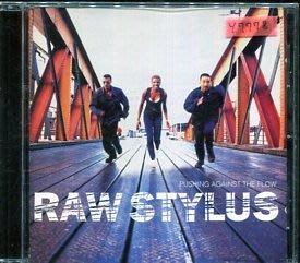 *還有唱片行* RAW STYLUS / PUSHING AGAINST THE FLOW 二手 Y7778