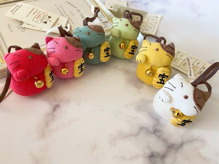 日本卡拉貓~Gon醬幫你招財進寶吊飾😊😊