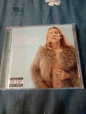 ELLIE GOULDING 艾麗高登 Delirium 專輯cd