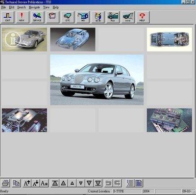 Jaguar TIS車主手冊維修手冊零件手冊修護光碟Daimler Sovereign XJ6 XJ8 XJ12 XJR XJS XK8 S X TYPE