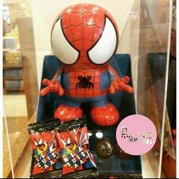 限時特價~日本環球影城限定蜘蛛人造型糖果盒(不含糖果)?朵朵醬代購?
