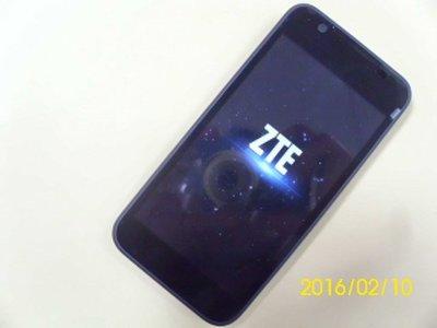 全新手機 Zte N818 亞太雙模C+G 安卓 四核 Line 鋰電池全新 附盒裝全配