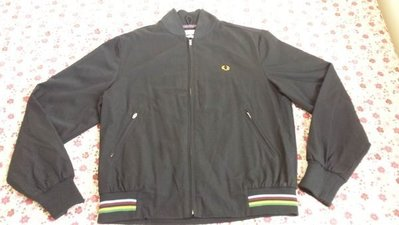 Fred Perry X BRADLEY WIGGINS Mens Bomber Jacket  Size M 一口價  $ 850