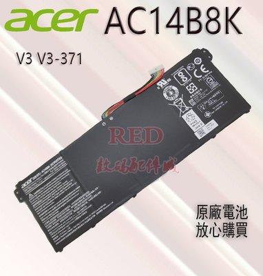 全新原廠 宏碁Aspire V3 V3-371 V3-371-30FA  AC14B3K 筆記本電池