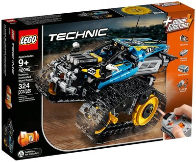 【CubeToy】樂高 42095 科技系列 遙控 履帶 特技賽車 二合一 - LEGO TECHNIC RC -