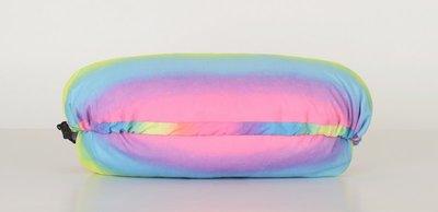 【山野賣客】WildFun 野放 專利多用途可調整功能枕頭 PA002 彩虹印花 抱枕 靠枕 午安枕