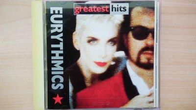 ## 馨香小屋--Eurythmics 舞韻合唱團 精選輯 (1981年於英國成軍的前衛電子合成音樂傳奇團體)