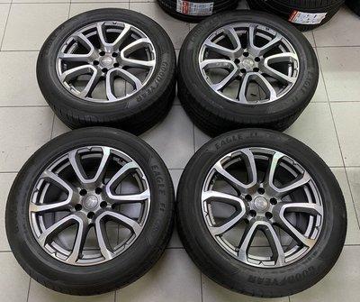 原廠鋁圈 二手圈 Maserati Levante 瑪莎拉蒂 休旅車  19吋鋁圈 5孔114.3 265/50-19