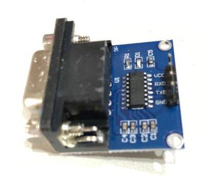 ►124◄RS232模組 COM PORT串口模組 通訊模組 RS232轉TTL模組 下載線 MAX3232