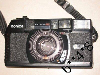 KONICA 中古 古董 菲林 相機 已停產 值得 收藏 超荀 優惠 家居 裝飾 擺設 camera W-21