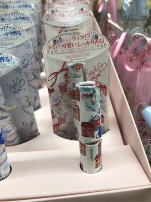 Co媽日本精品代購 現貨 日本 最新 聖誕限量款 OHANA MAHAALO 聖誕雪中小屋 貼身心機香膏 2g
