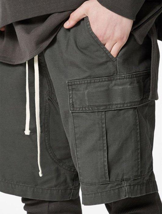 全新商品 FEAR OF GOD FOG 18SS Cargo Pocket Shorts 休閒褲 工作褲 短褲