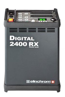【EC數位】愛玲瓏 Elinchrom  Digital 2400 RX 電筒 電壓 固定電壓120V or 230V