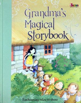 [邦森外文書] Grandma's Magical Storybook 阿嬤的魔法故事書 精裝本