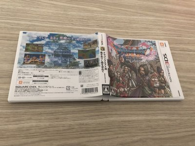 N3DS 3DS  勇者鬥惡龍 XI 尋覓逝去的時光 勇者鬥惡龍 11 追尋逝去的時光 售1000